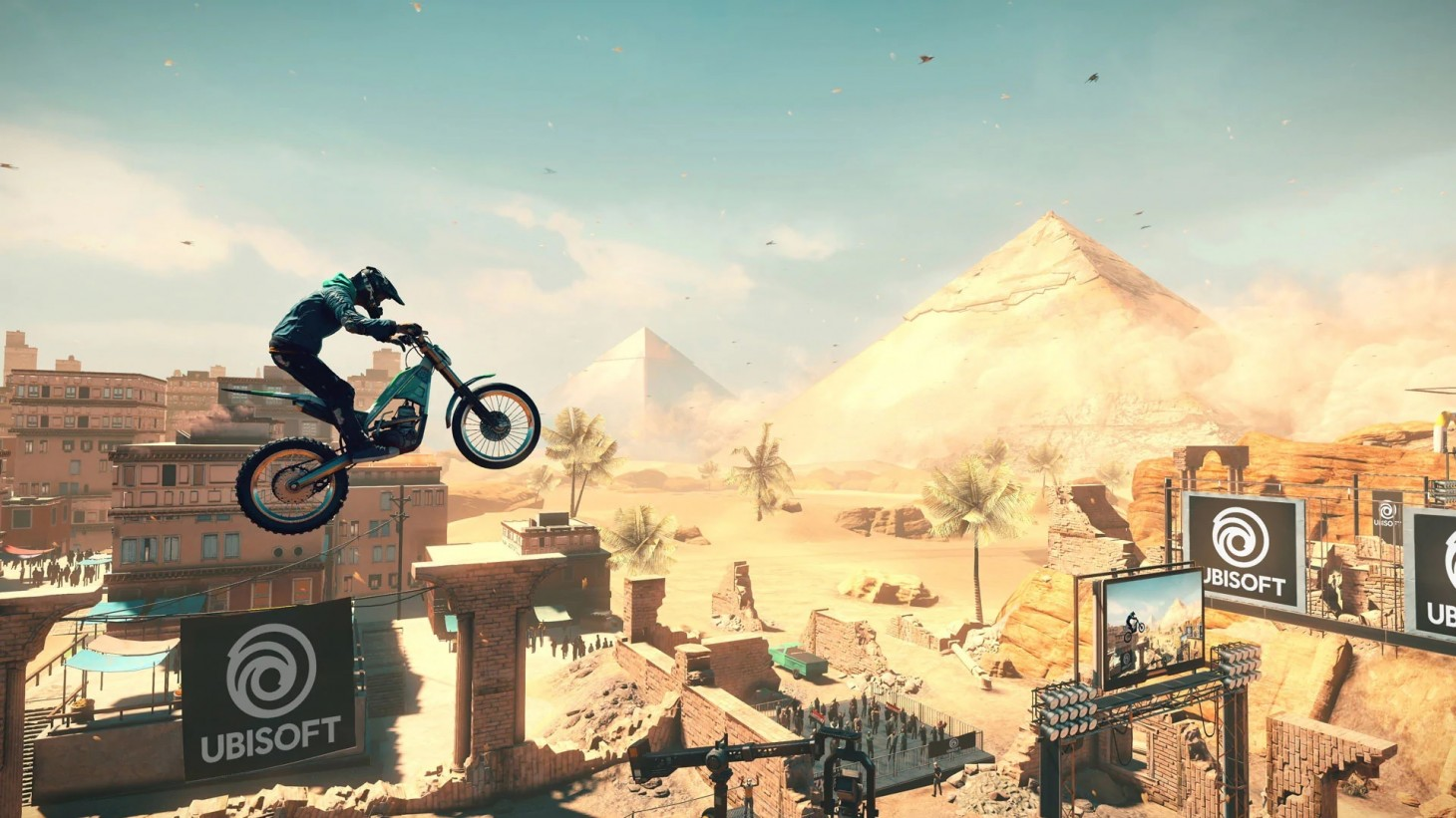 Trials Rising Is Ridiculous Globe-Trotting Fun - Game Informer