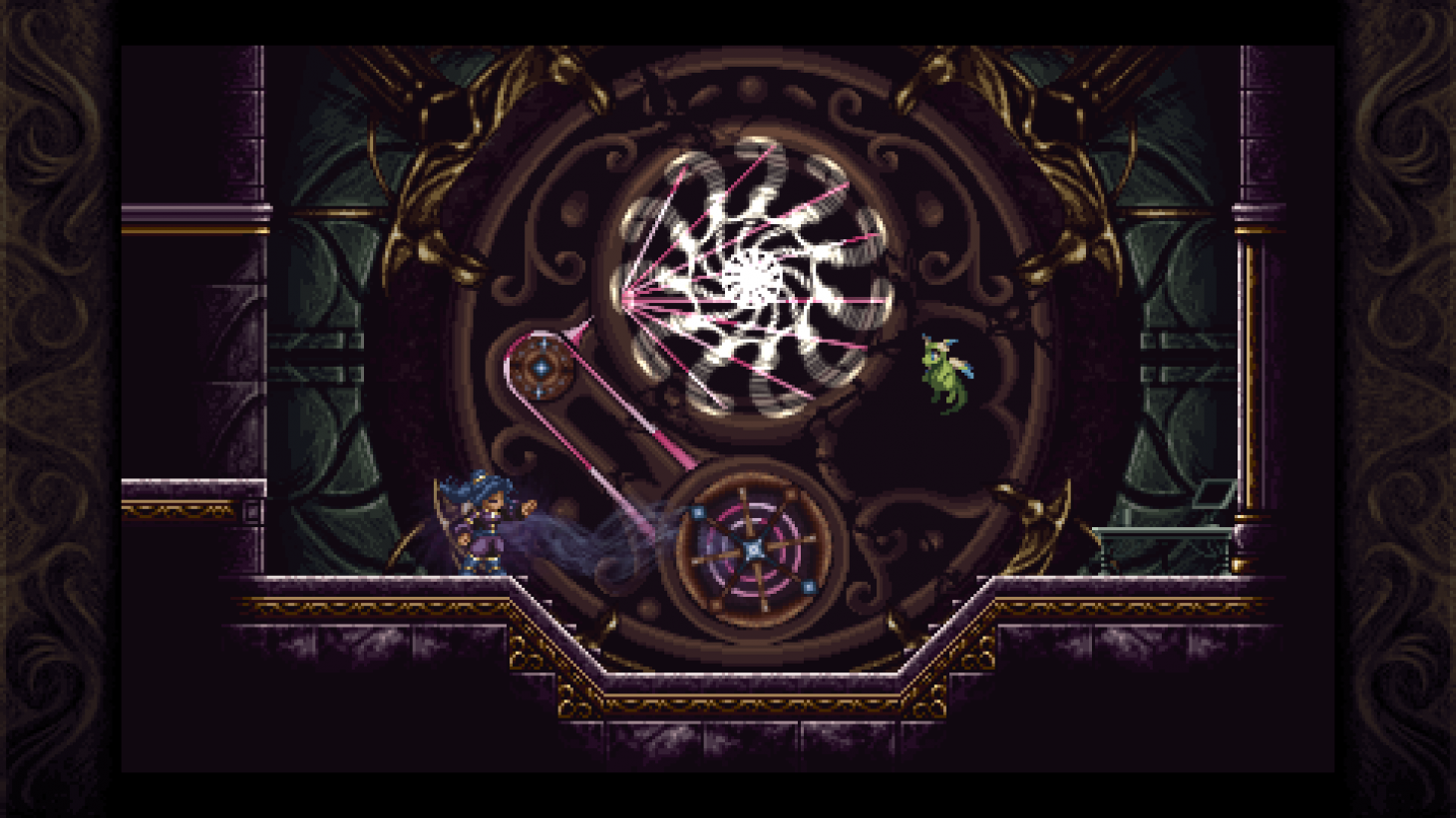 Timespinner Review - A Fun Trek Through A Flat Circle - Game Informer
