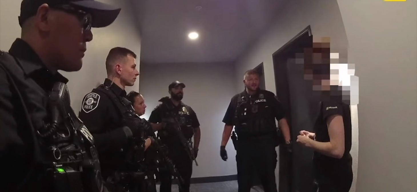 Seattle P.D. Responds To SWATting Hoax