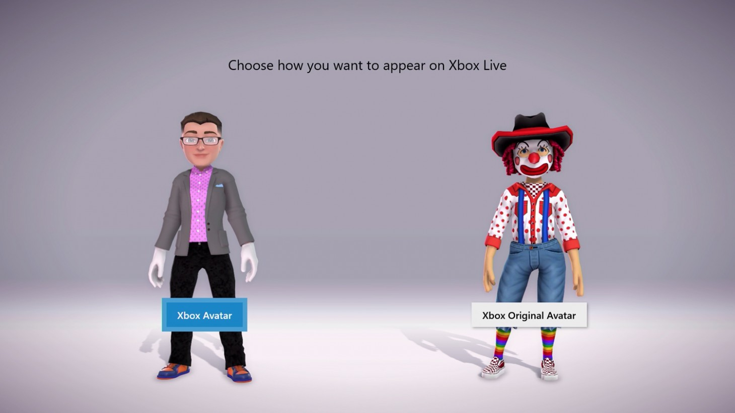 October Xbox One Update Brings Back Avatars Game Informer