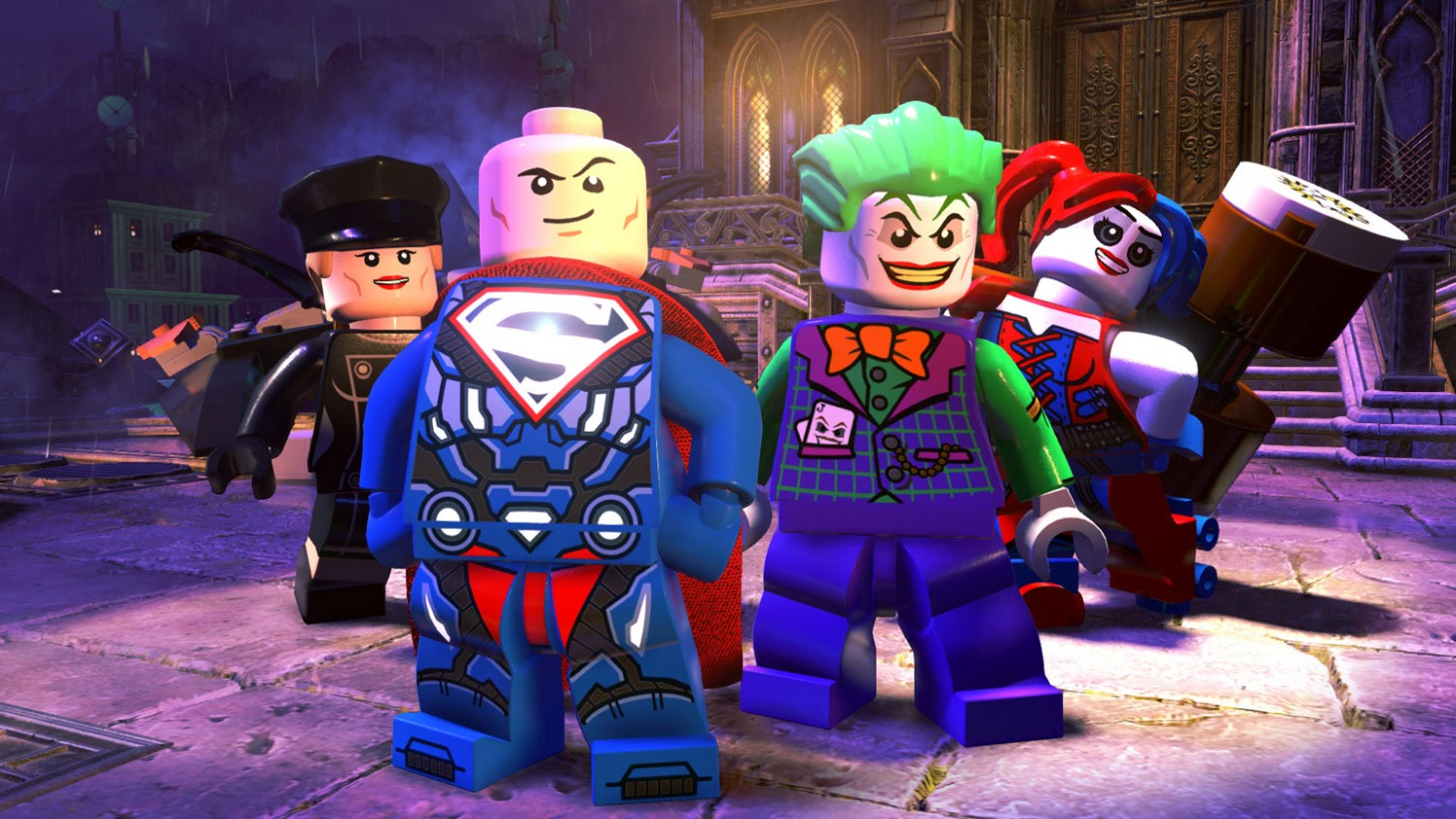 Lego Dc Super Villains Review It S Quite Good To Be Bad Game Informer