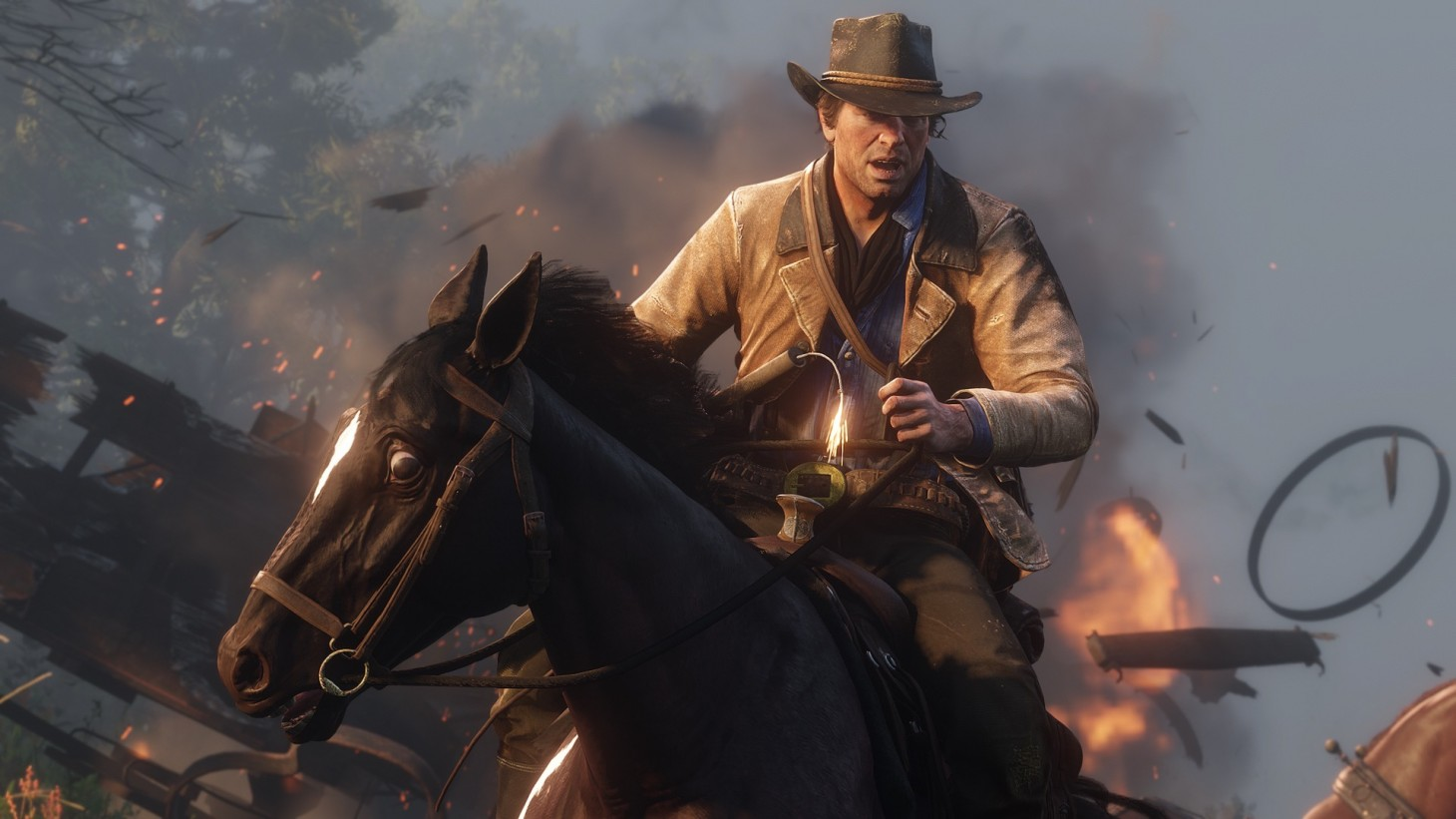 Rumor: Red Dead Redemption II Companion App Points To