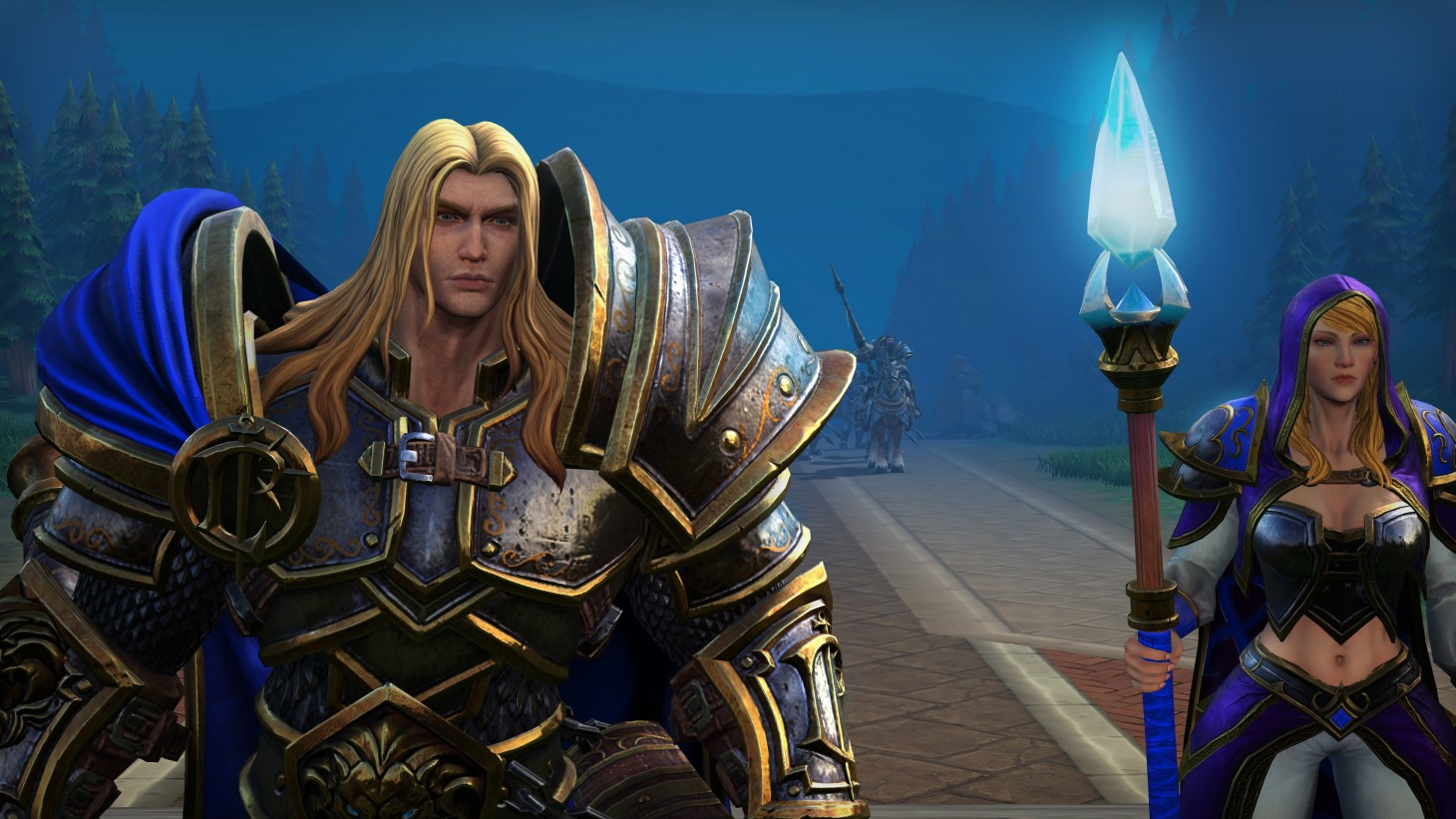 How Blizzard Has Reforged Warcraft Iii Game Informer