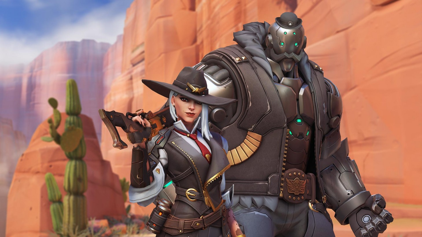 Ashe in Overwatch