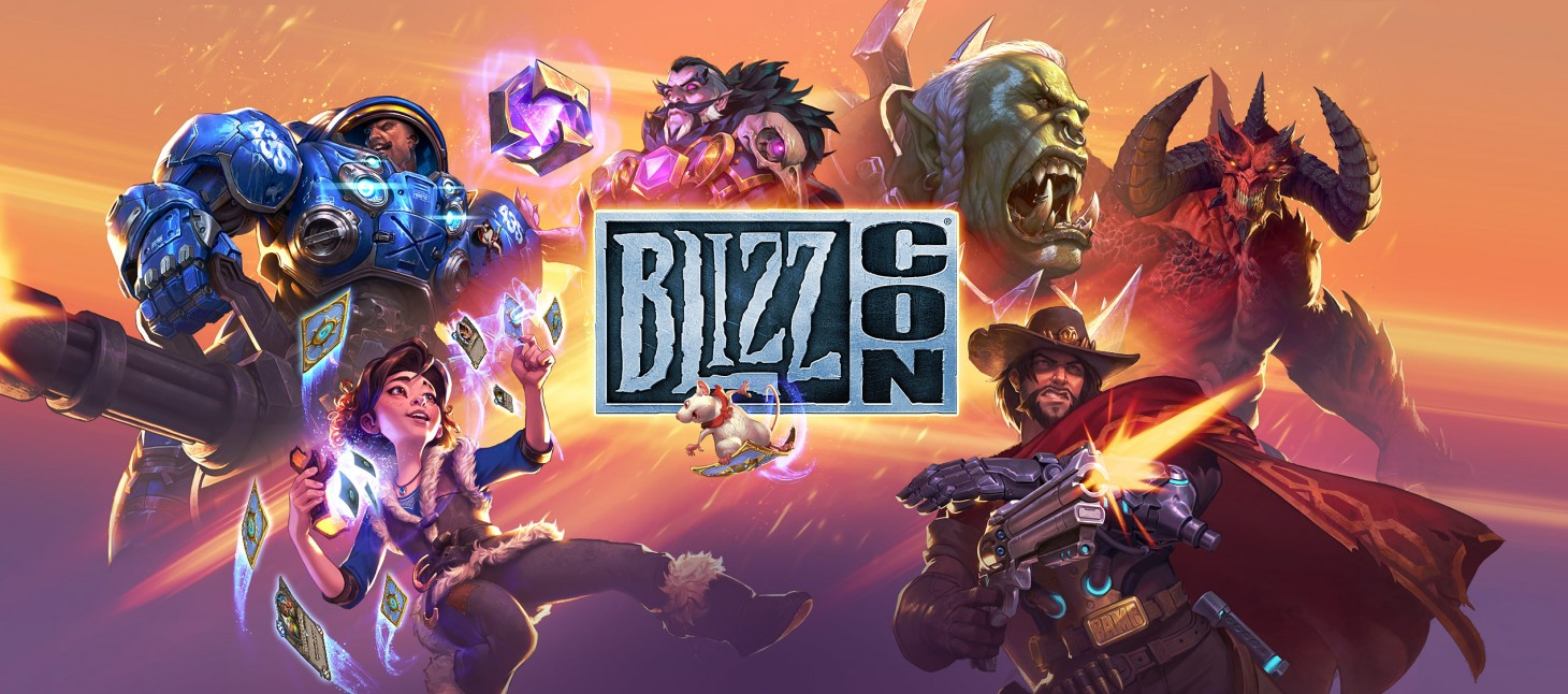 Our Full BlizzCon Interview With Blizzard Co-Founder Allen