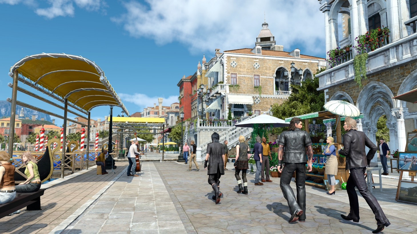 Final Fantasy XV Director Resigns, Most DLC Cancelled - Game Informer