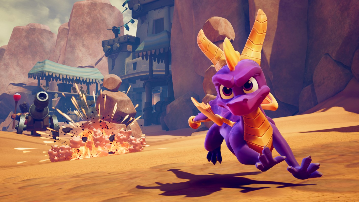 Spyro Reignited Trilogy Review – Purple Reign - Game Informer