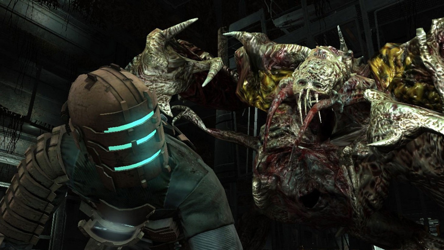 Dead Space Reliving Isaac Clarke S Horrifying Inaugural Journey