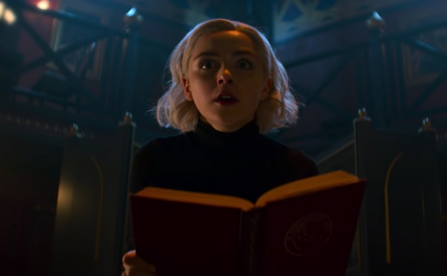 Chilling Adventures Of Sabrina Part 2 Gets First Teaser