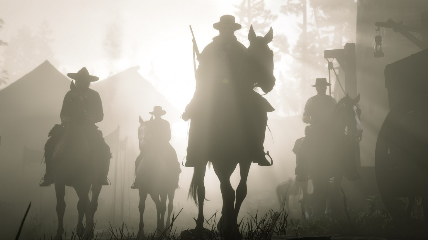 10 Unsolved Mysteries In Red Dead Redemption 2 - Game Informer