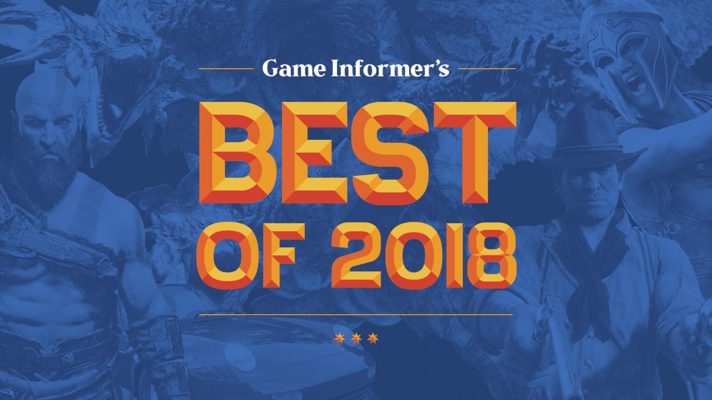 Game Informer's Best Of 2018 Awards - Game Informer