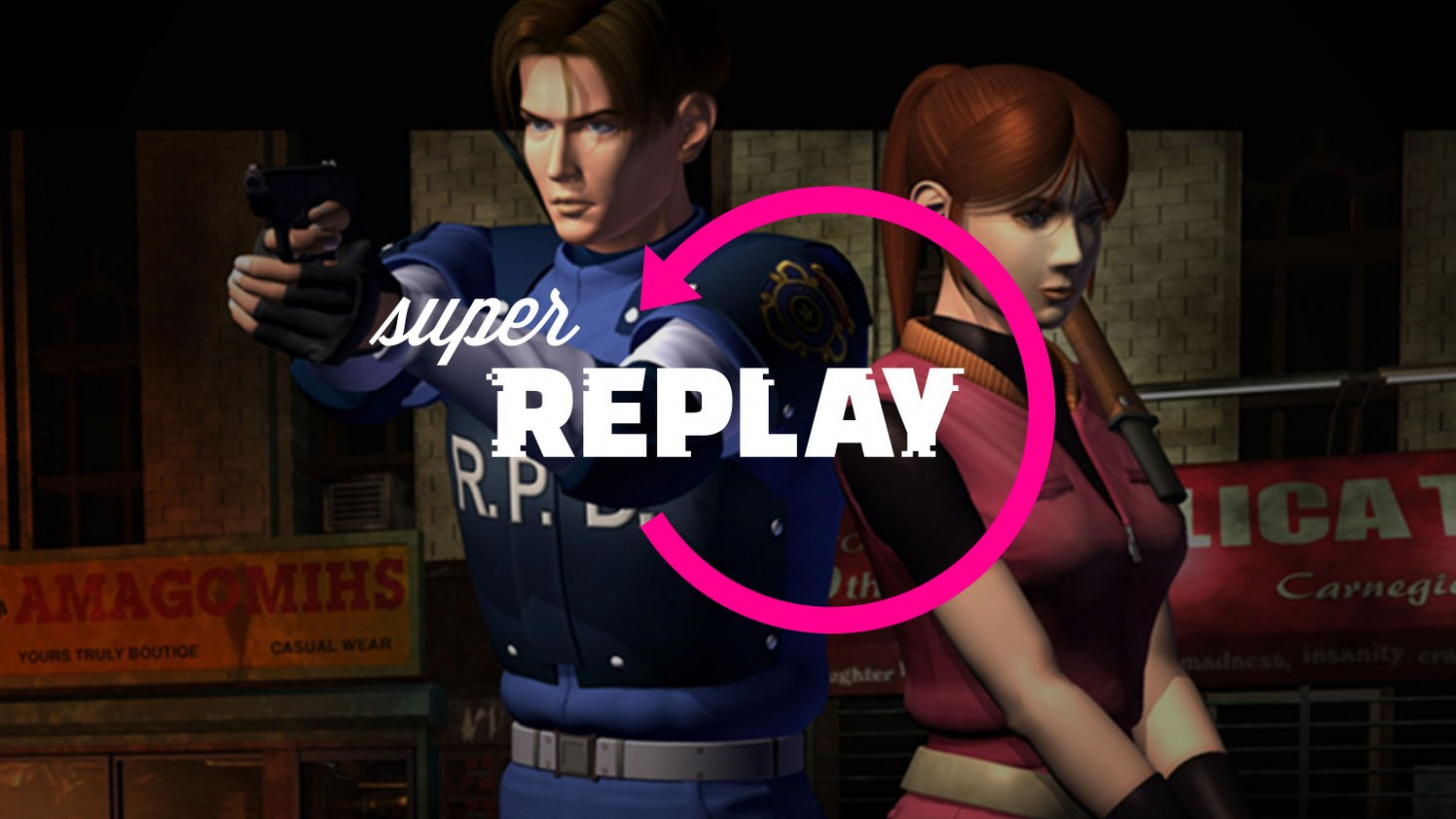 Super Replay – Resident Evil 2 - Game Informer