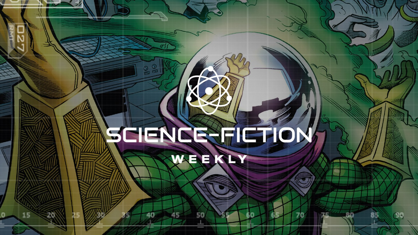 Science-Fiction Weekly – Spider-Man, Weird City, Atom RPG ...