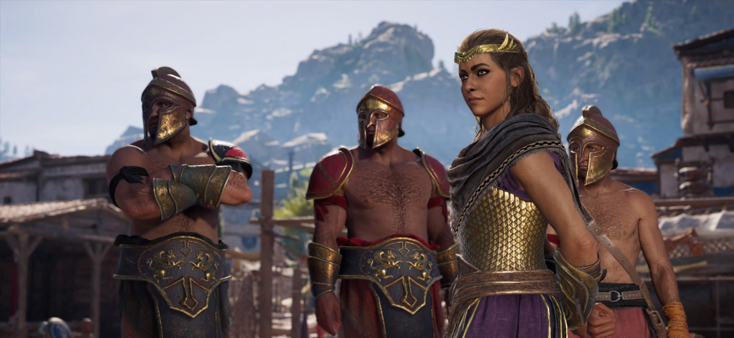 Two Simple Reasons To Avoid Ac Odyssey S Shadow Heritage Dlc