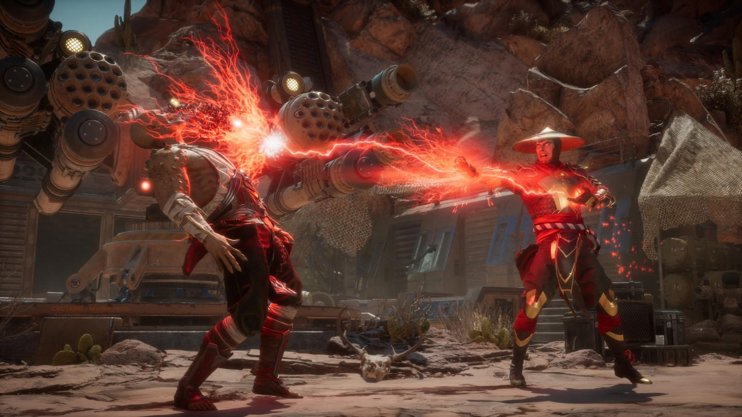 The Full Mortal Kombat 11 Roster So Far - Game Informer