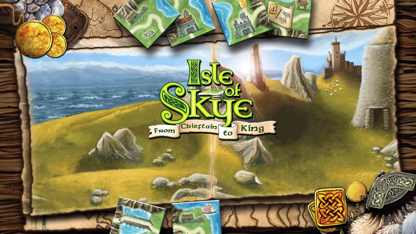 Digital Board Game Spotlight: Isle of Skye