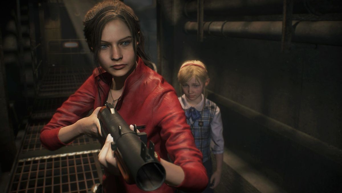 The Resident Evil 2 Remake Breathes New Life Into Claire Game