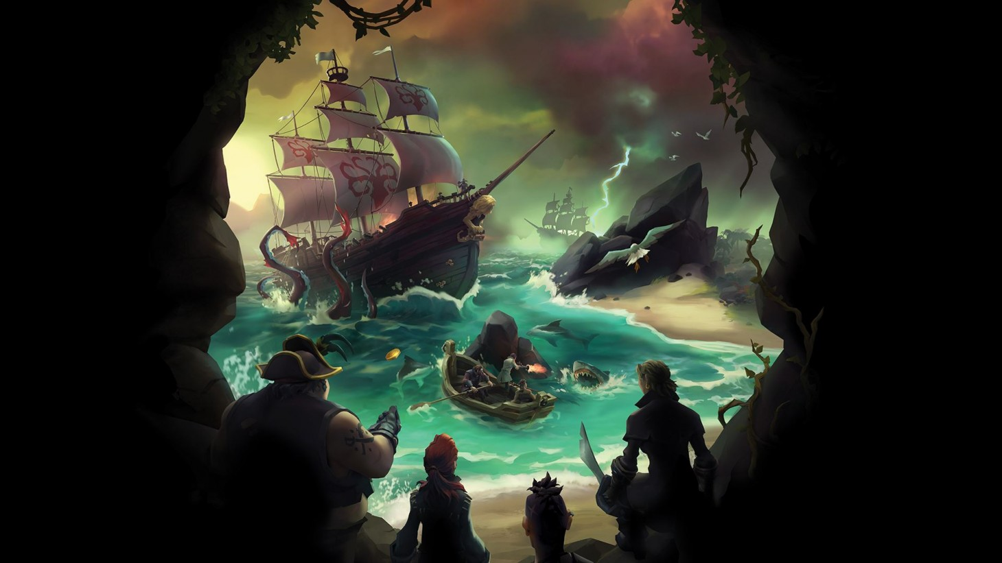 Sea Of Thieves Invites You To Temporarily Recruit Your ...