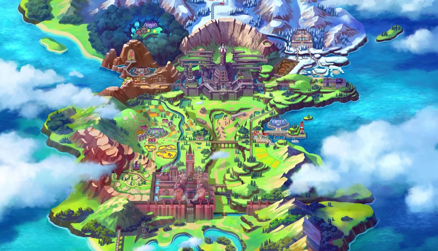15 Things You Might Have Missed In The Pokemon Sword And Shield