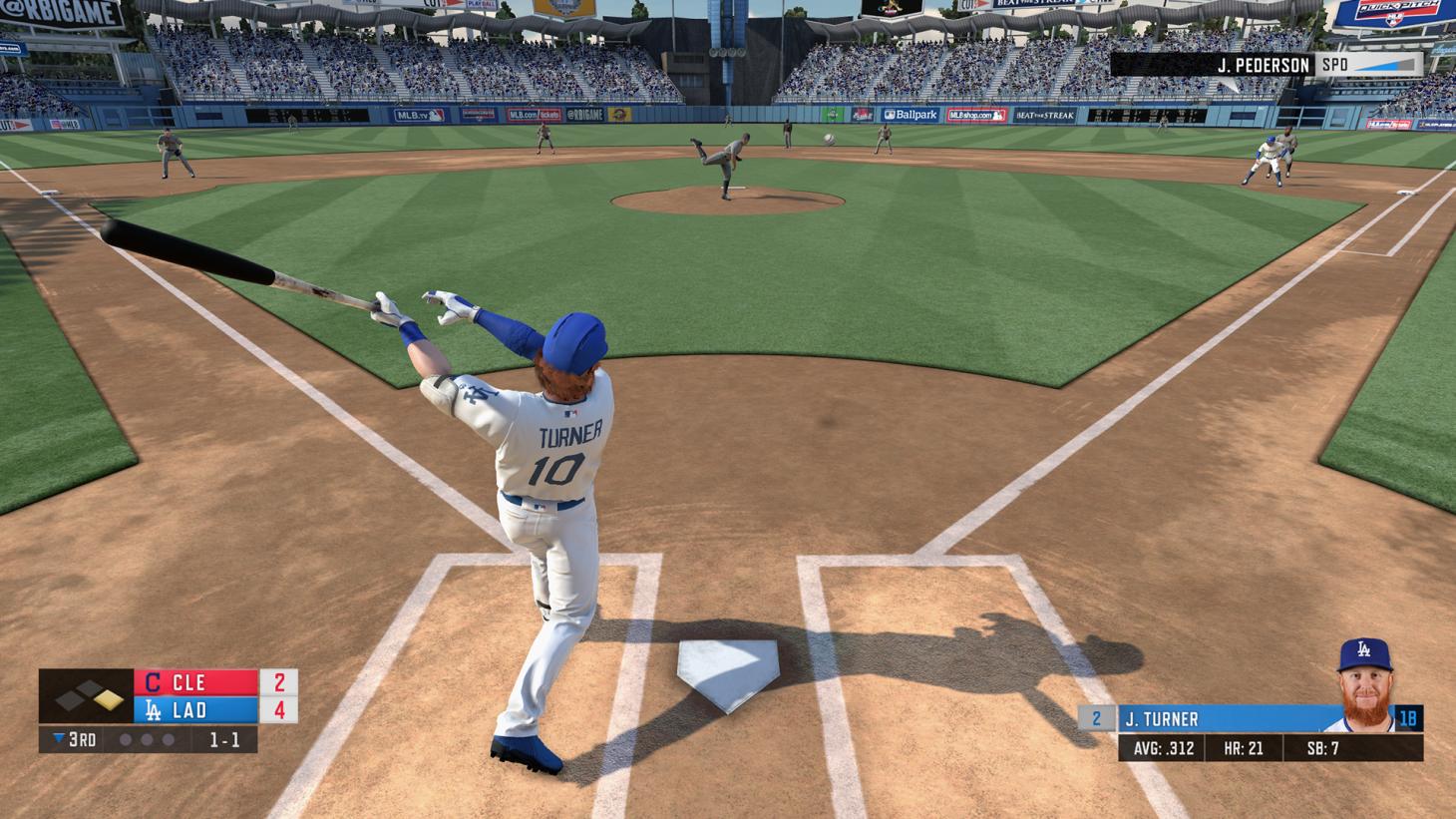 R B I  Baseball 19 Review – Strike Six - Game Informer