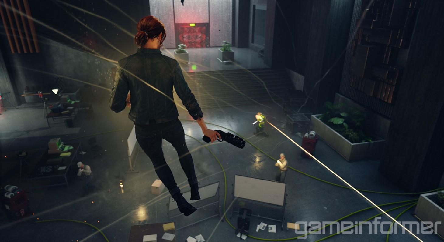 How Control's Gameplay Differs From Past Remedy Games - Game