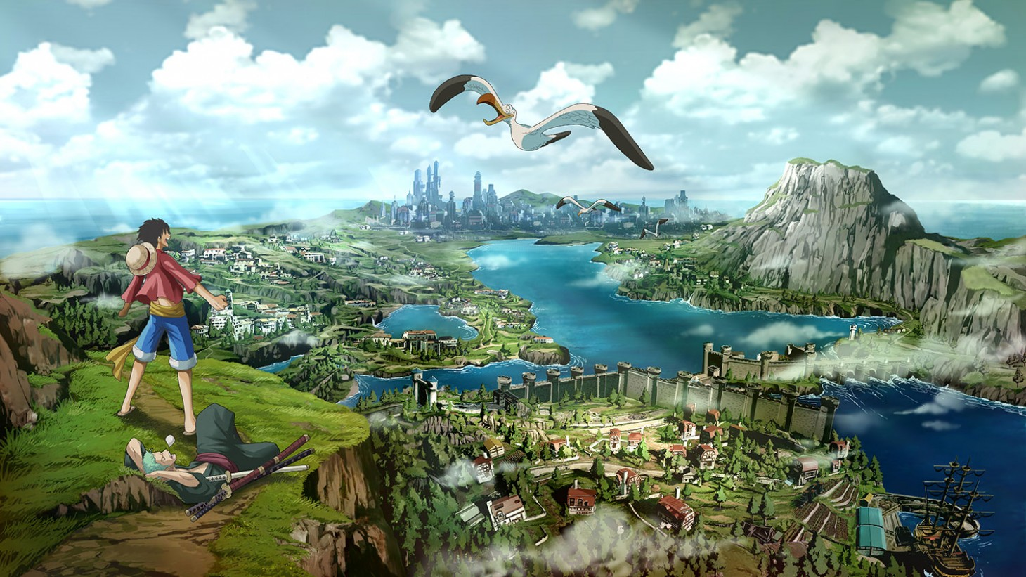 Image result for One Piece: World Seeker