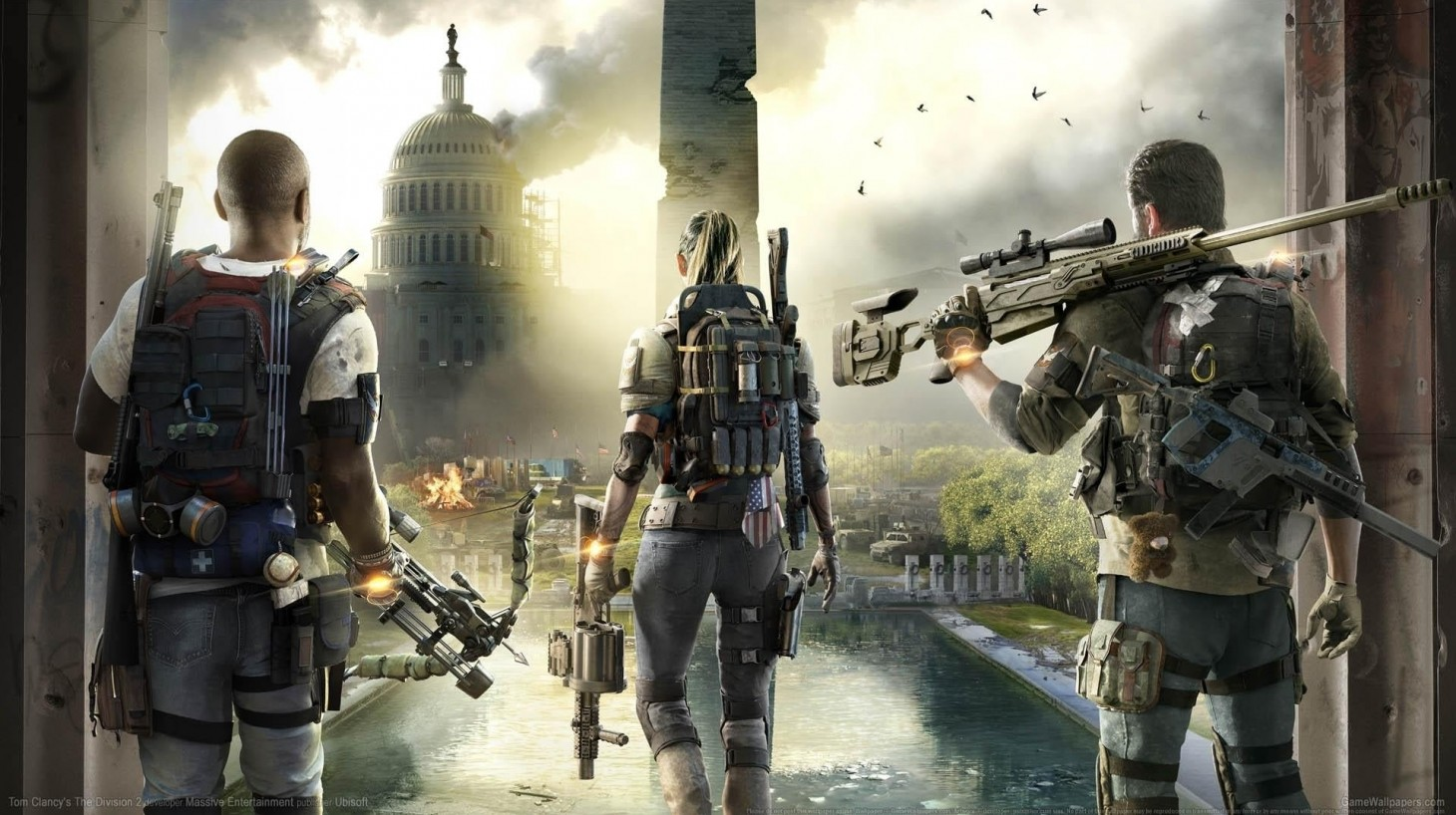 The Division 2 Review – A Live-Service Shooter Done Right - Game