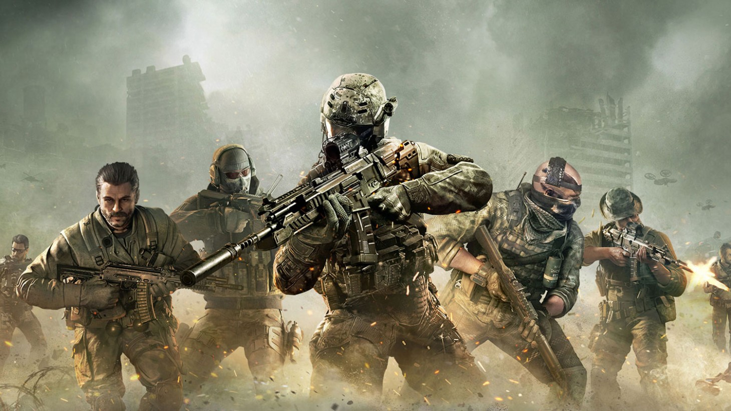 Activision And Tencent Announces Call Of Duty Mobile Is Coming To