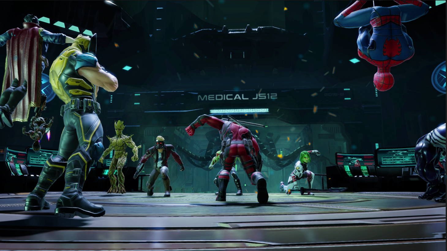 FoxNext VP On Marvel Strike Force's First Year, The Disney
