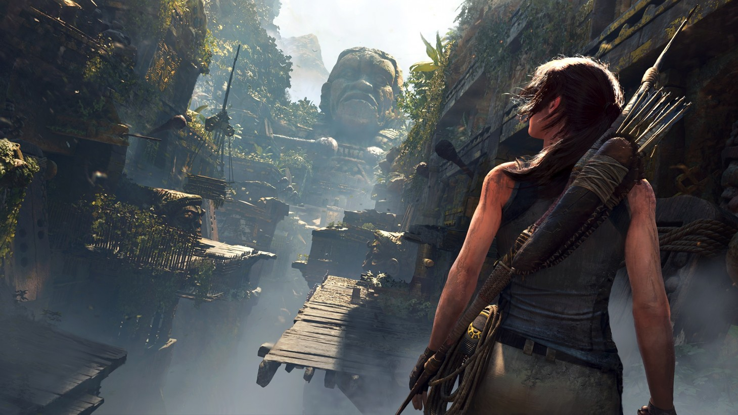 These Are The Tomb Raider Series Deadliest Tombs Game Informer