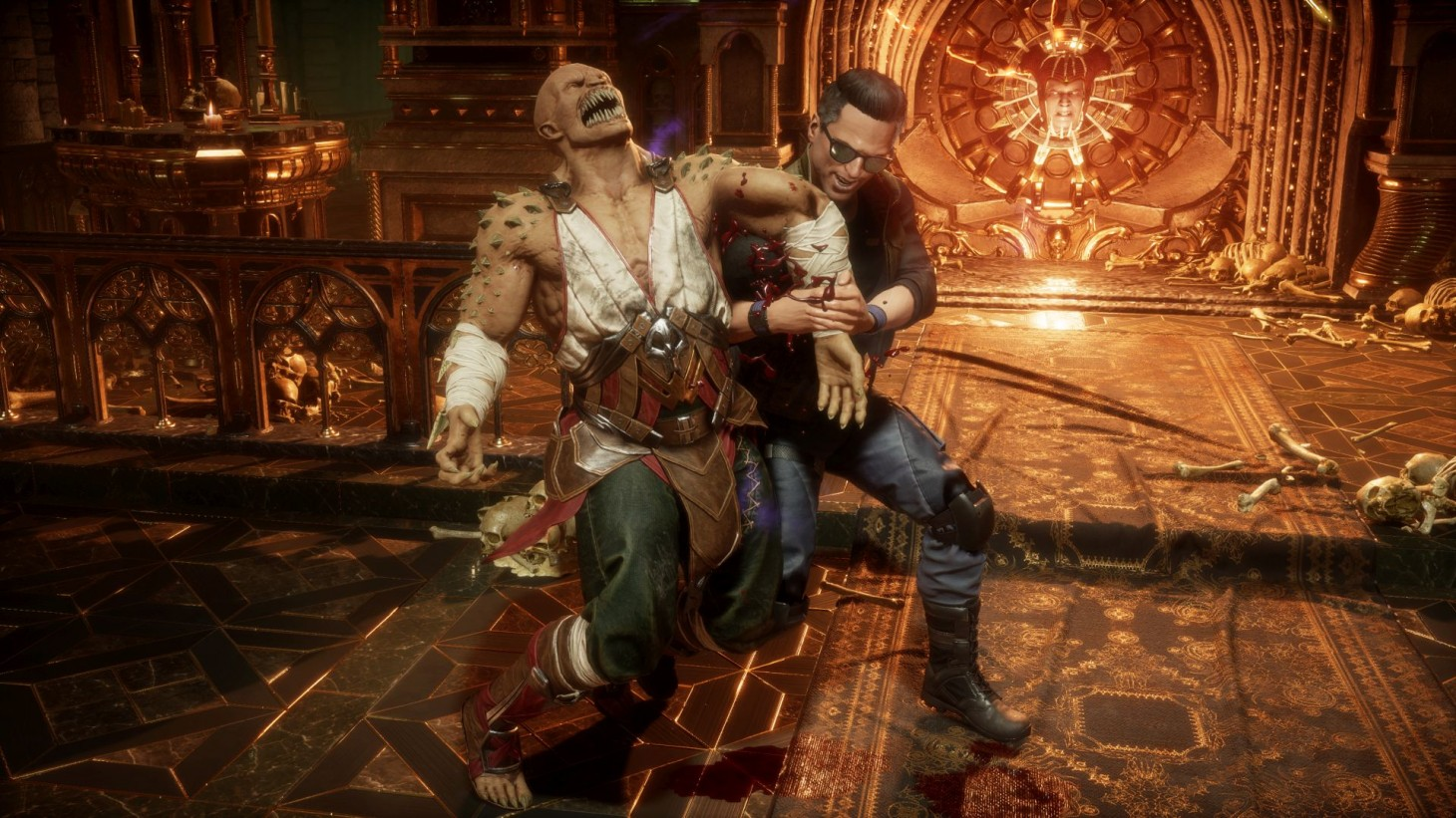 Mortal Kombat 11 Has Limited Tag Team Battles In Single-Player