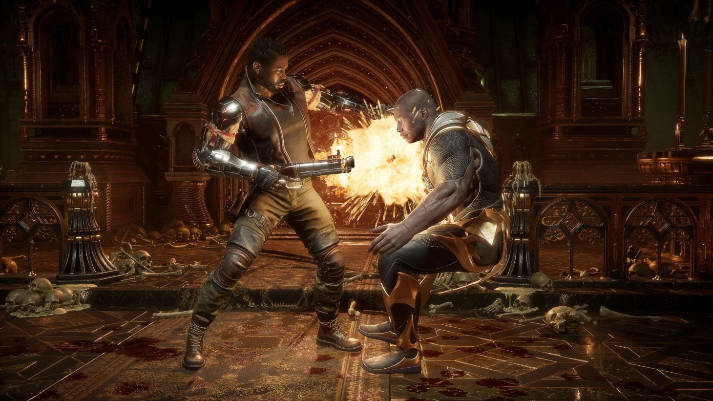 NetherRealm Is Open To Adding More Custom Moves To Mortal Kombat 11