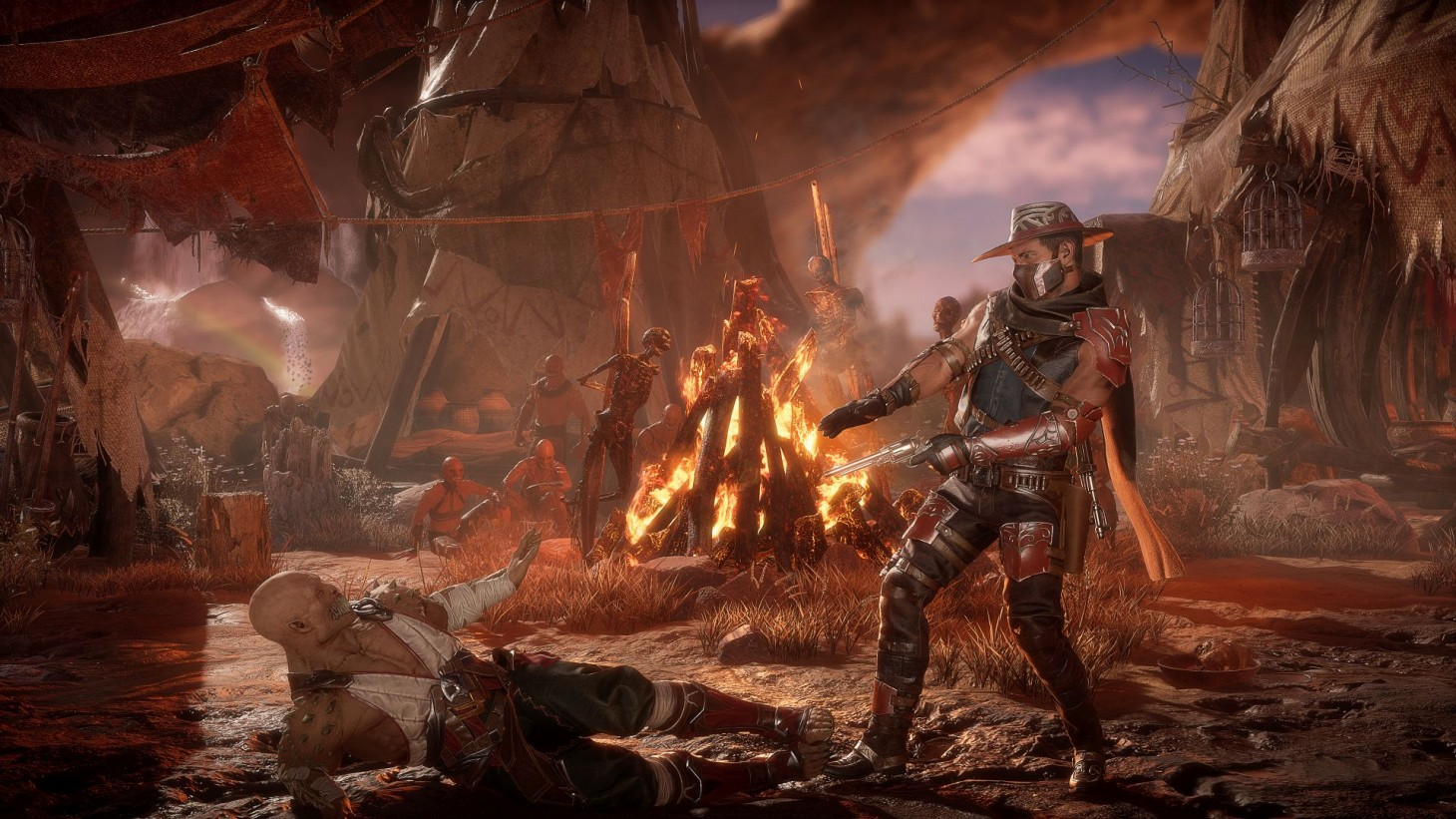 How Mortal Kombat 11 Re Imagines Its Classic Characters Game