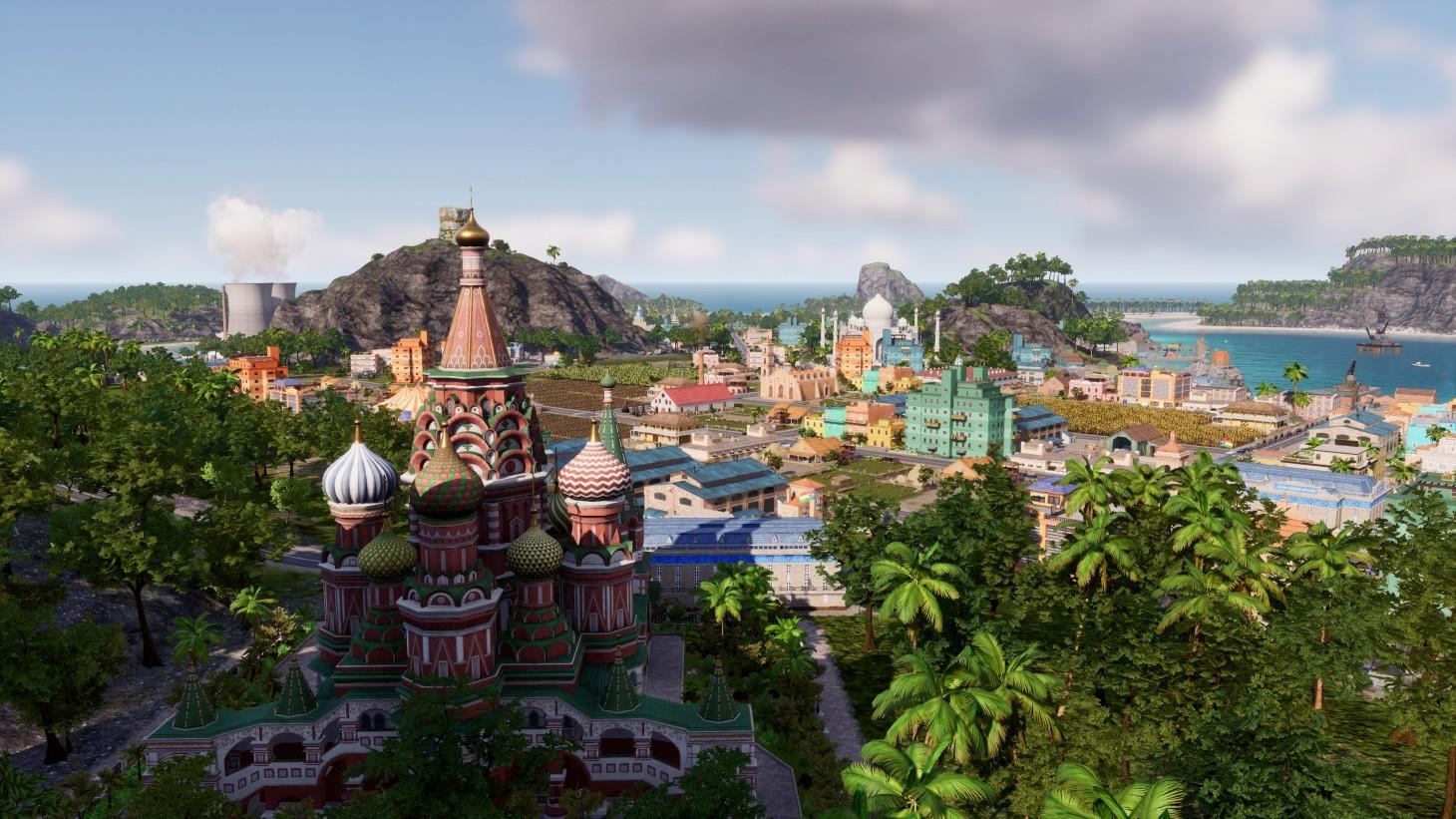 Tropico 6 Review \u2013 Creating A Cruel Paradise - Game Informer