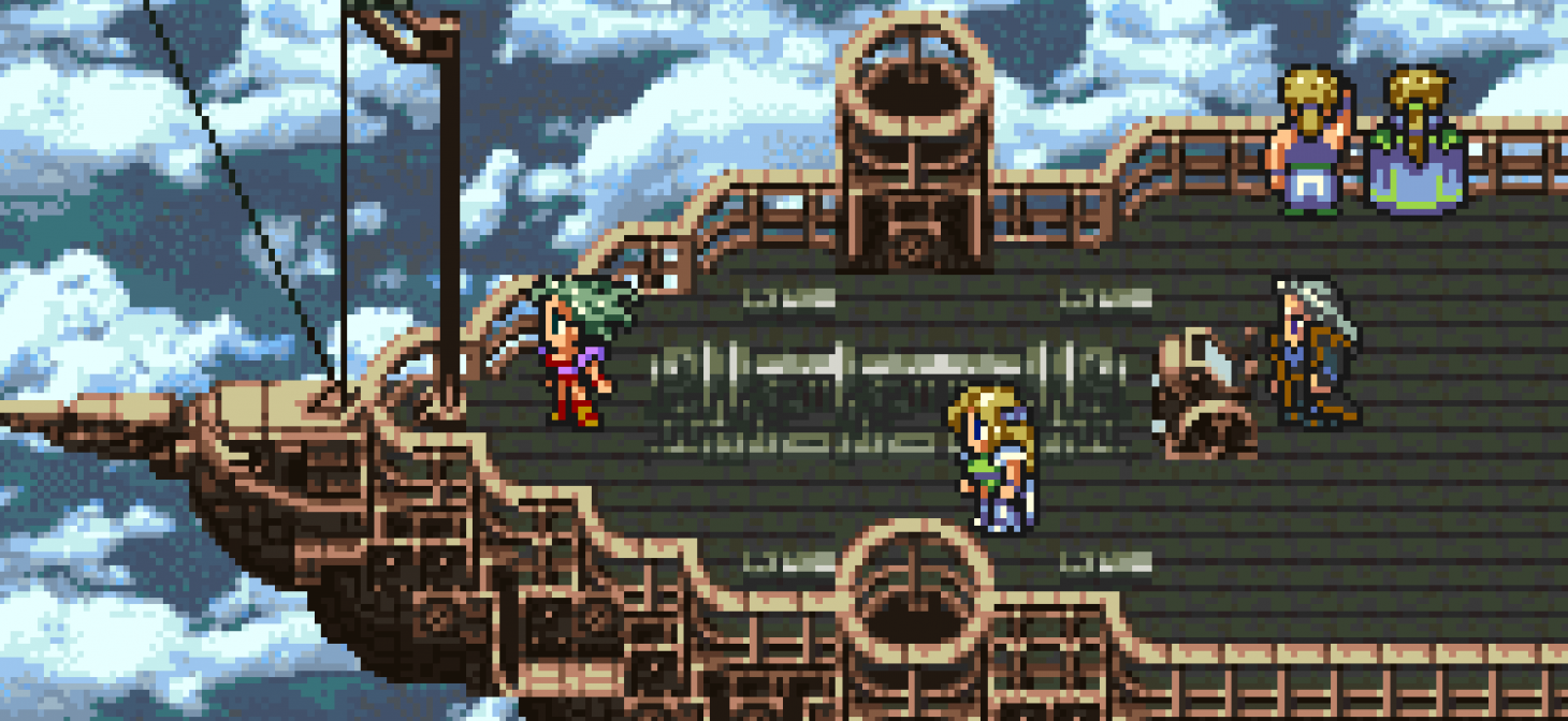 The Best Of An Era: Looking Back On Final Fantasy VI After 25 Years