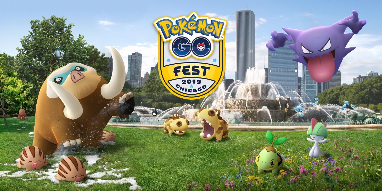 Pokémon Go Fest Returns To Chicago This June - Game Informer