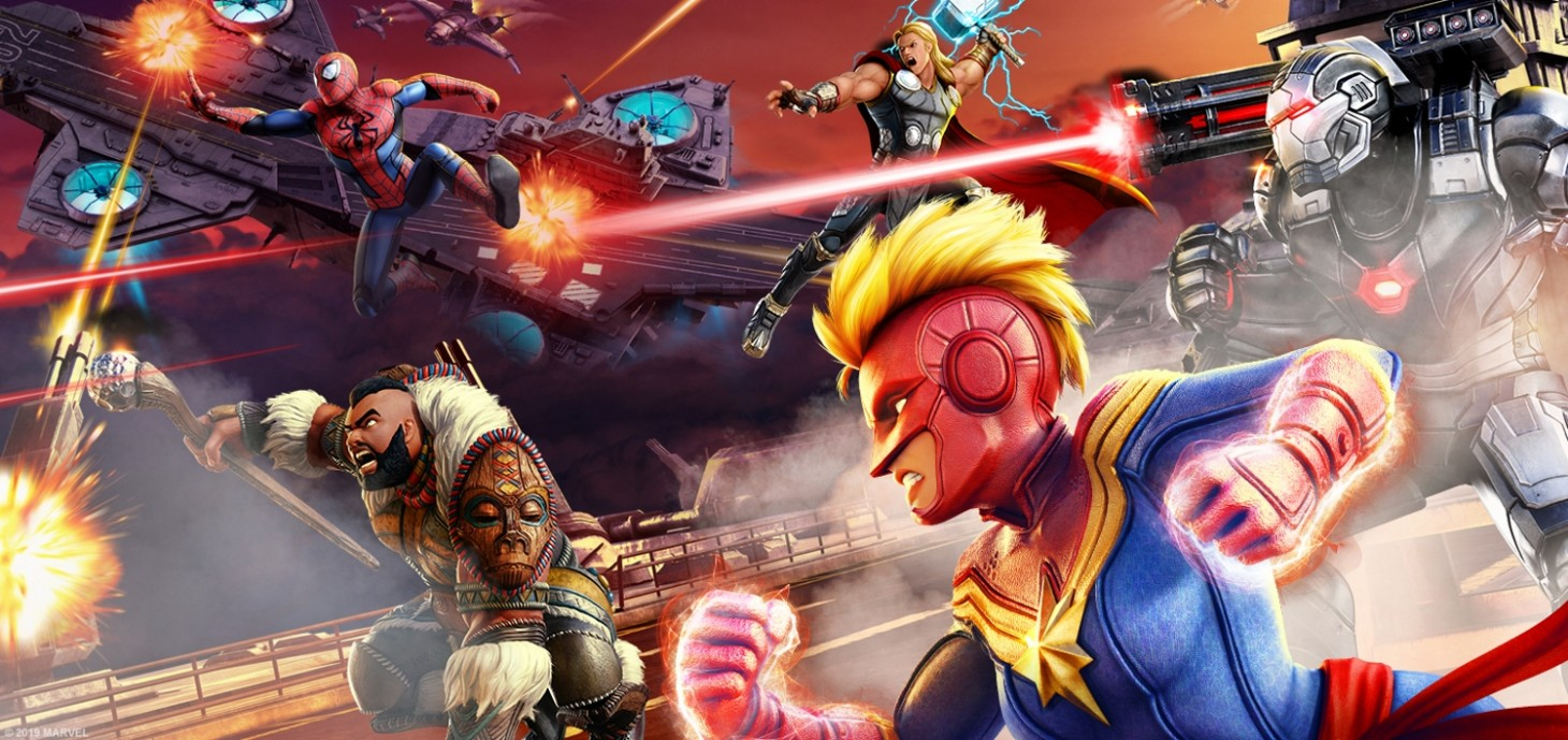 Every Character In Marvel Strike Force's Massive, Ever