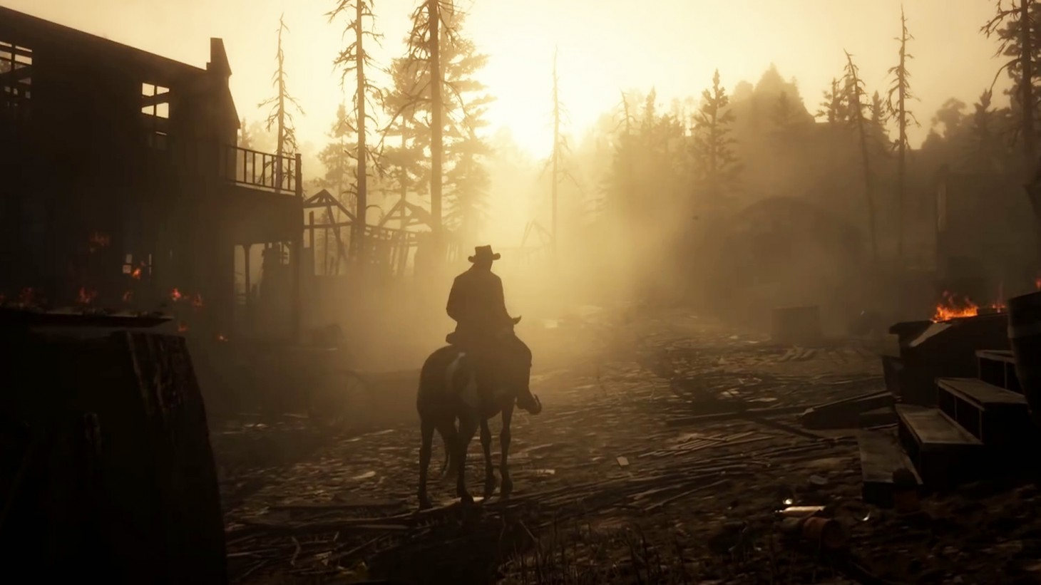 Five Features We'd Like To See In Red Dead Online - Game Informer