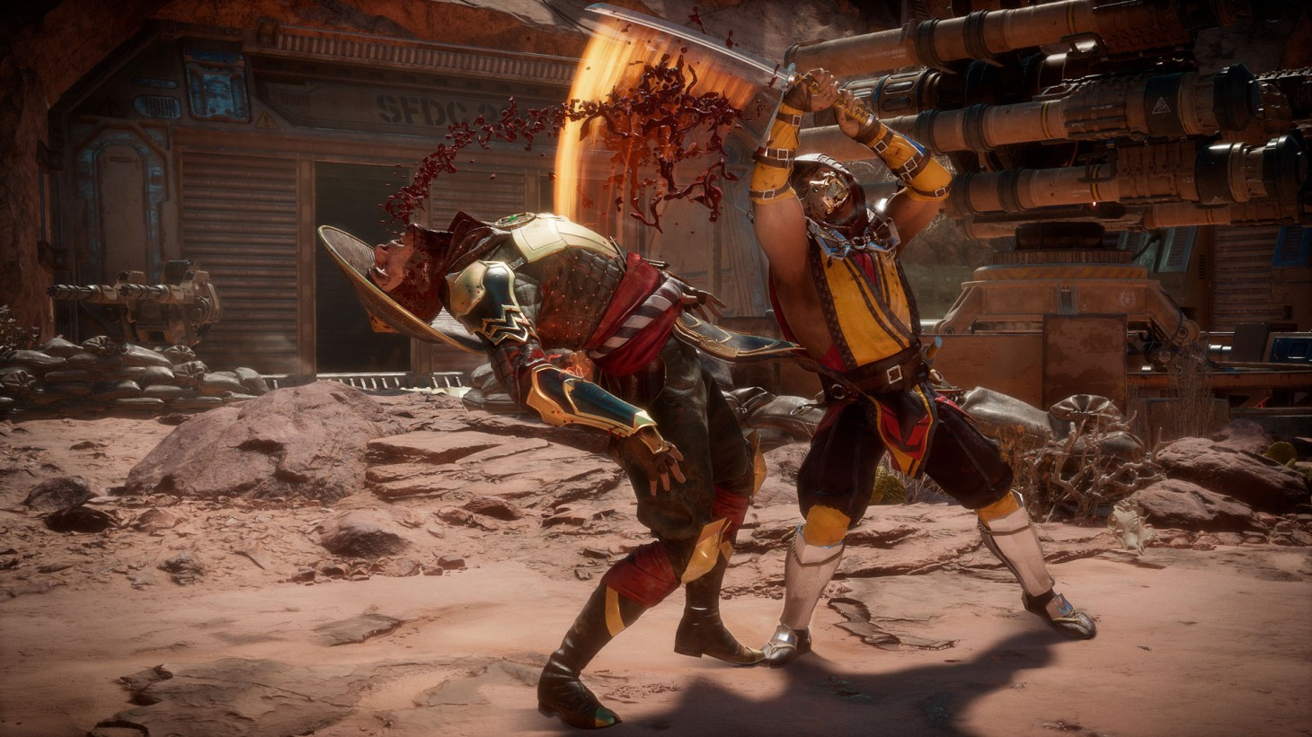 What You Can And Can't Do In Mortal Kombat 11 Offline - Game