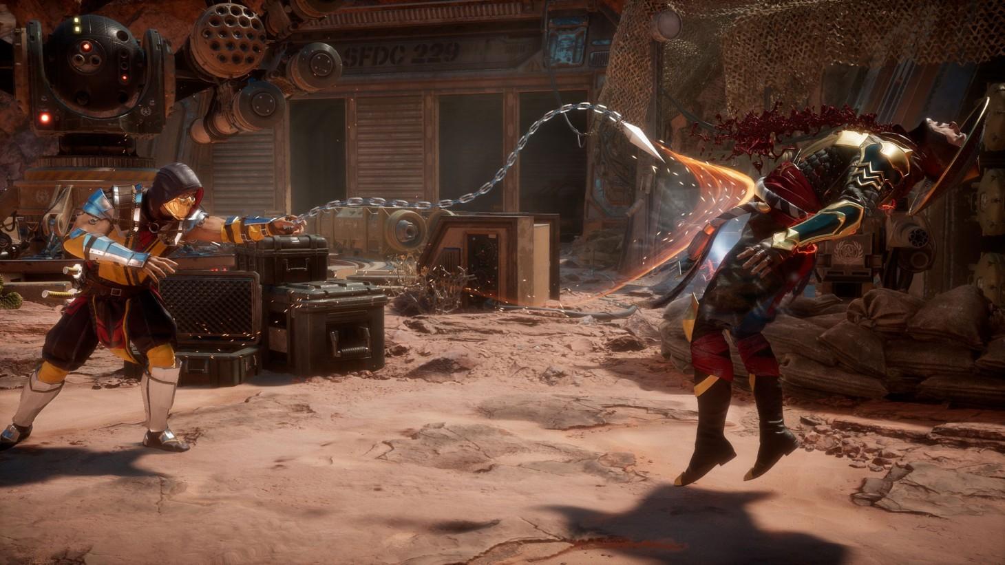 Mortal Kombat 11's Custom Variations Should Run Wild In