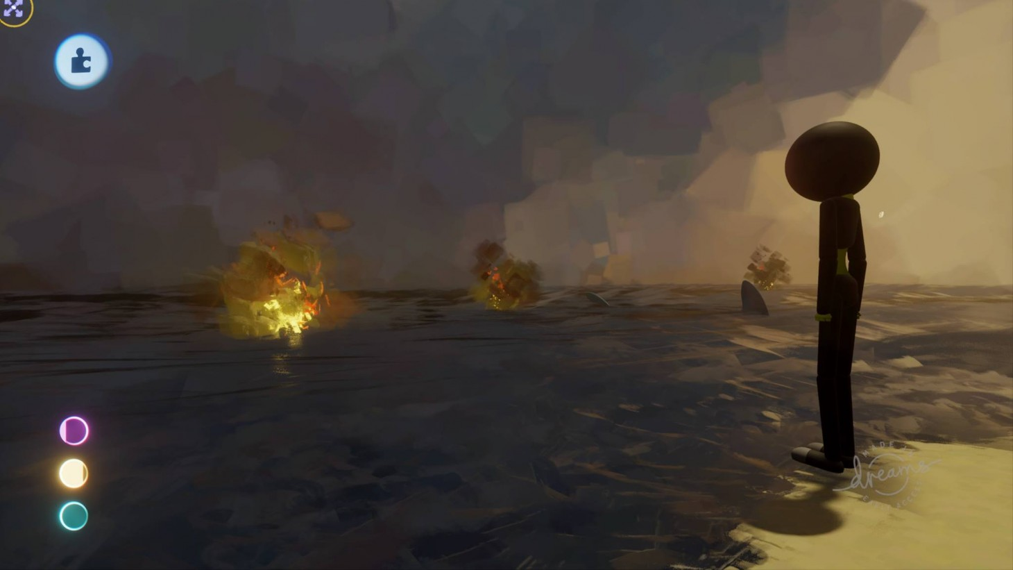 What Can You Make In Dreams After A Week? - Game Informer