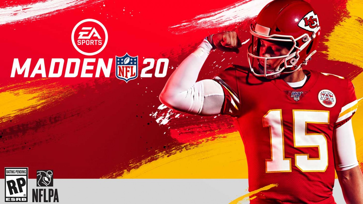 a160acfc371 Chiefs QB Patrick Mahomes Named Madden NFL 20 Cover Star - Game Informer