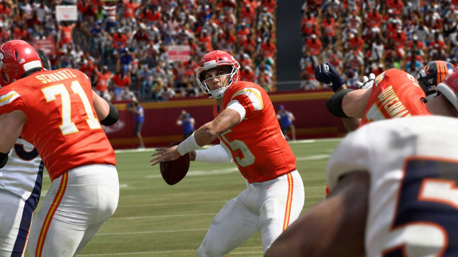 Madden NFL 20's New Ability System Spotlights The League's