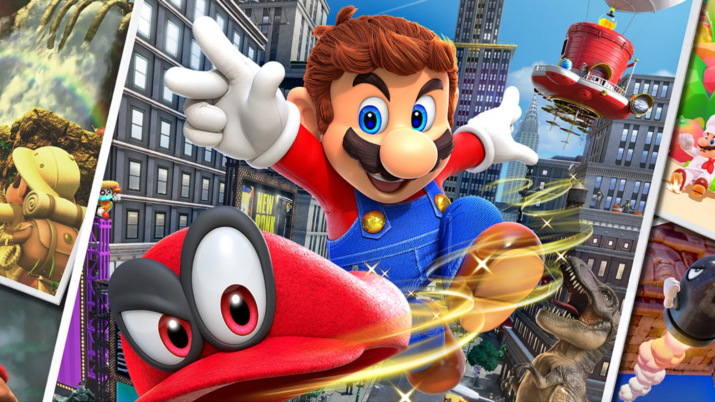 Super Mario Odyssey Review – A Clever Tip Of The Hat - Game Informer