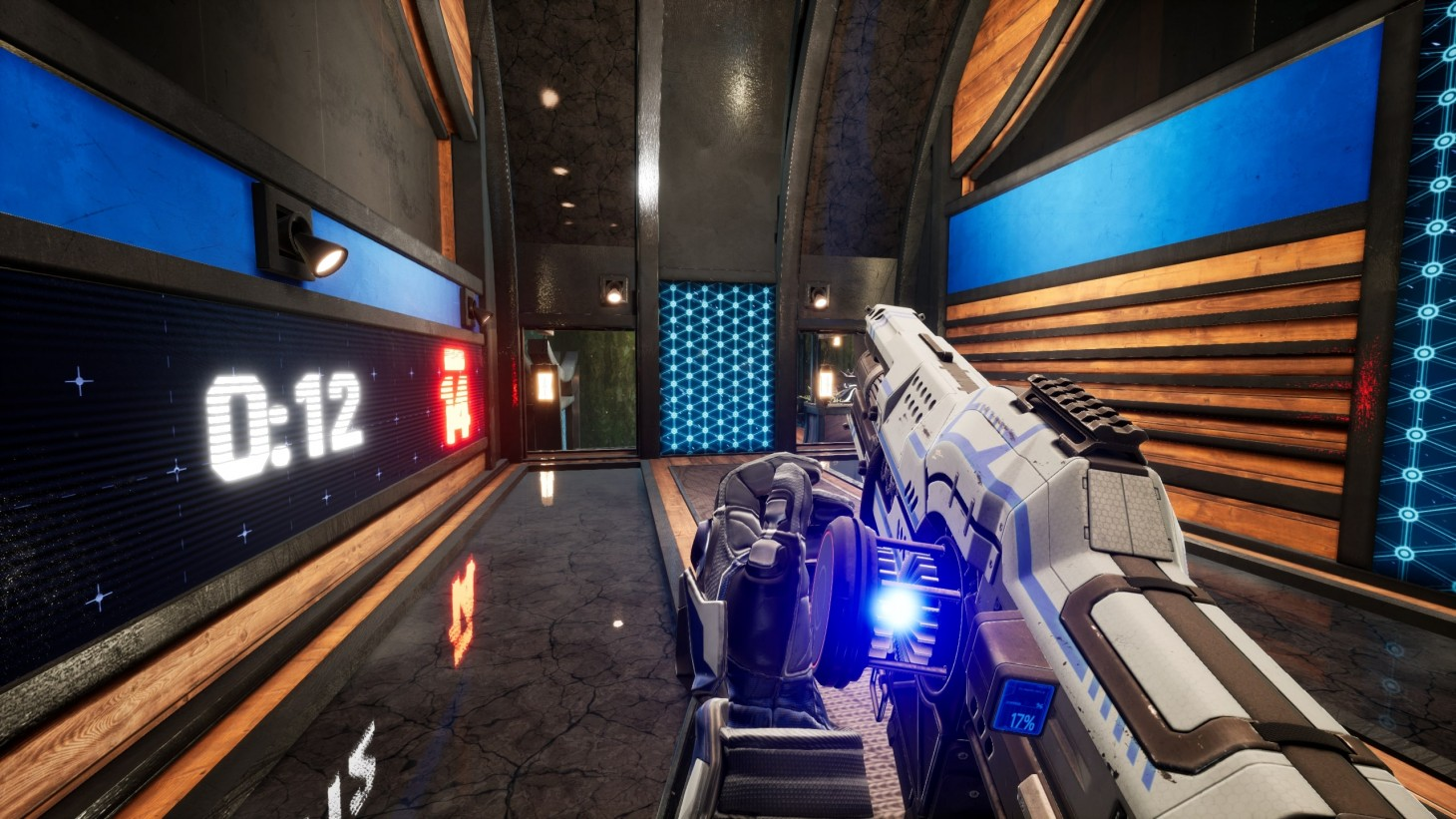 Multiplayer Portal Shifting Shooter Splitgate Launches May 22 Game Informer