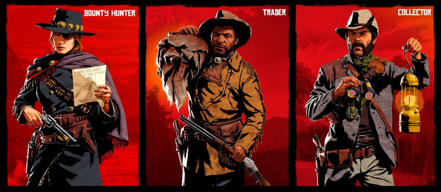 Rockstar Outlines The Future Of Red Dead Online - Game Informer