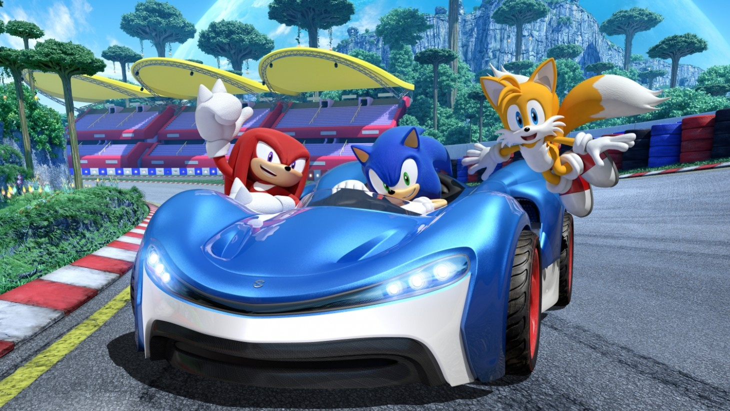 Team Sonic Racing dostępne na Amazon Luna