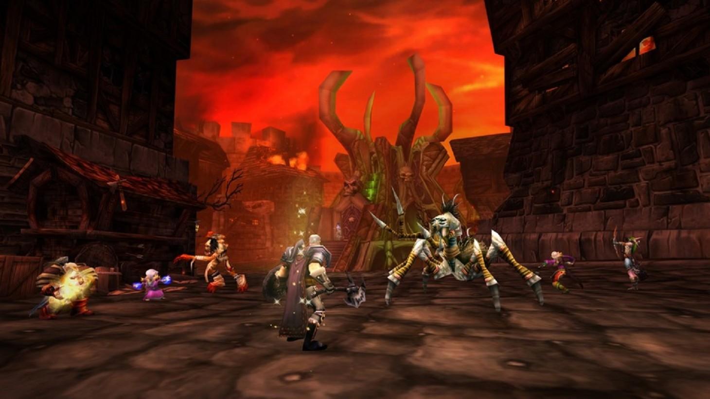 Returning To The World    Of Warcraft - Game Informer