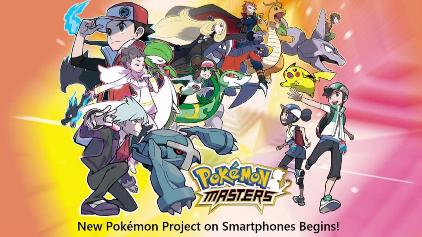 Pokémon Masters Is A Mobile Game That Will Let You Compete