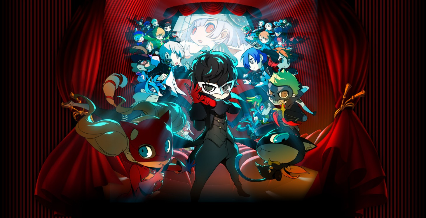 Persona Q2: New Cinema Labyrinth – A Solid Swan Song For The